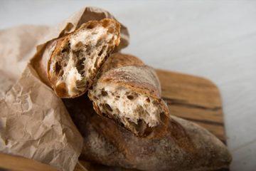 Chimney Bread (Using Bakels Fermdor Smoked)