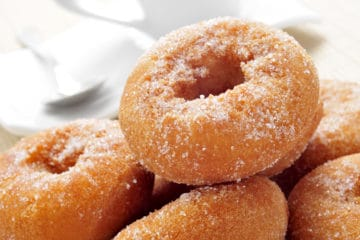 Yeast Donuts (Using Bakels Yeast Raised Donut Mix)