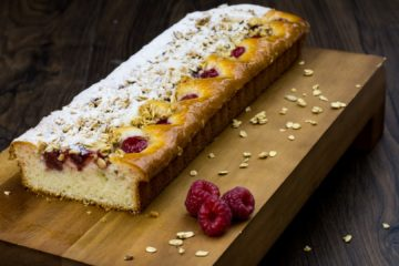 Bakels Butter Bars – Golden Cherry Bars