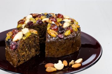 Festive Christmas Cake (Using Bakels Buttacake Mix)