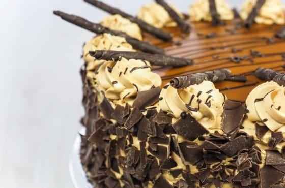 Bakels Chocolate Flakes Dark