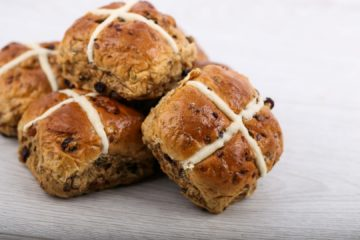 Hot Cross Buns (Using Merita V)