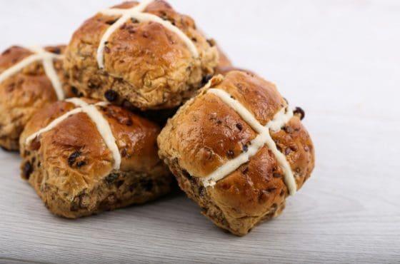 Easter Bun Crosses