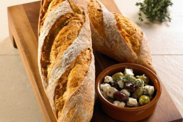 Artisan Bread with Fig (Using Bakels Fermdor W Classic)