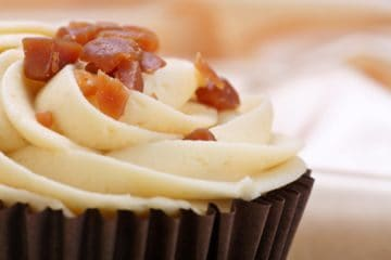 Honey and Walnut Muffins or Cup Cakes (Using Bakels Buttacake Mix)