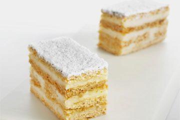 Apricot Bavarian (Using Bavarian Supreme)
