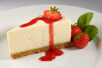 Strawberry Torte/Cheesecake