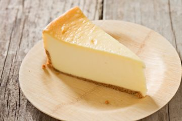 Cheesecake – Light Texture (Using Bakels Gourmet Cheesecake Mix)