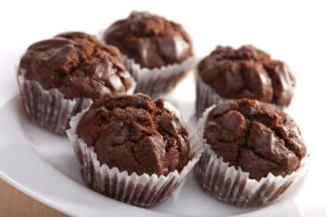 Chocolate Muffins or Cup Cakes (Using Bakels Buttacake MIx)