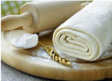 Puff Pastry Roll | Bakels Puff Pastry Block