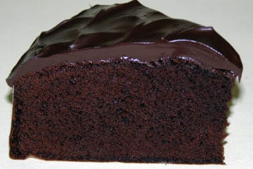 Mississippi Mud Cake (Using Bakels Mud Cake Mix)