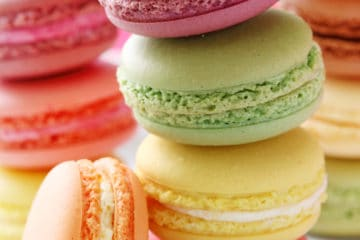 Macaroon Slice or Tarts (Using Actiwhite)
