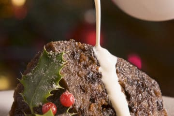 Christmas Pudding (Using Bakels Vegan Cake Mix)