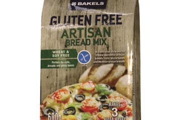 Bakels Gluten Free Artisan Bread Mix
