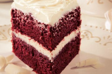 Red Velvet Mud Cake (Using Bakels Red Velvet Cake Mix)