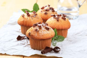 Banana Cake Muffins (Using Bakels Creme Cake Muffin Mix)
