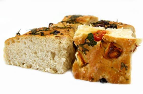 Instant Focaccia Bread