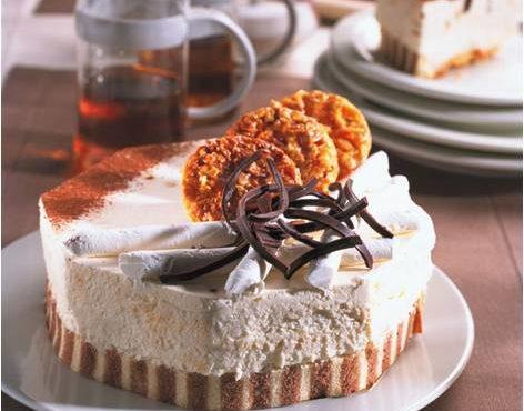 Chocolate Jelly Cheesecake