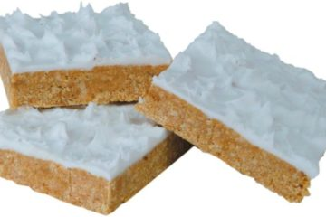 Bakels Lemon and Ginger Fudge Slice Mix