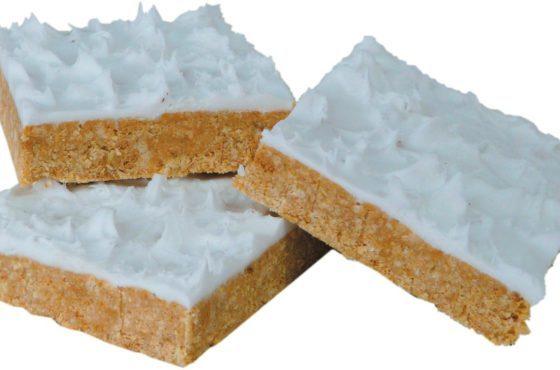 Bakels Lemon and Ginger Fudge Slice Mix