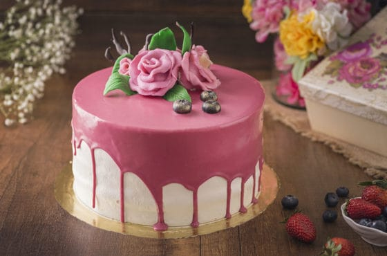 RTU Pink Icing | Bakels French Pink Colour