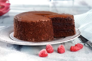 Chocolate Cake (Using Bakels Vegan Cake Mix)