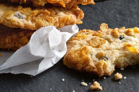 Cornflake Cookie