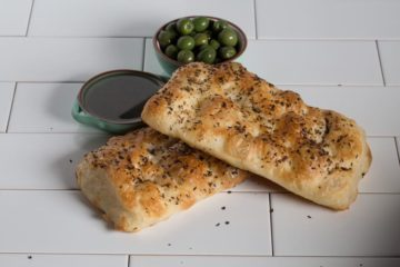 Turkish Bread and Rolls (Using Bakels Ciabatta Bread Mix)
