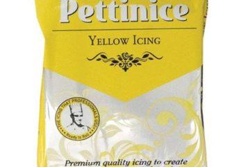 Pettinice RTR Icing – Yellow