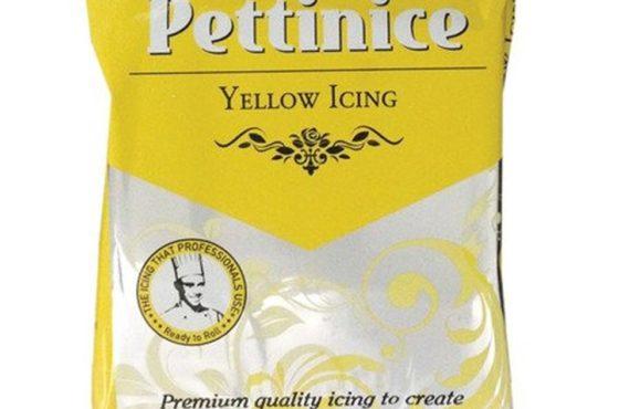 Pettinice RTR Icing - Yellow